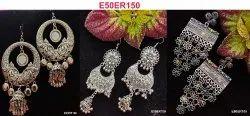 Brass Designer Women's special Earrings