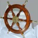 Nautical Marine Ship Wheel