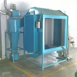 MS Powder Coating Paint Booth, Automation Grade: Automatic
