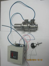 Temperature Controlled Diverter Valve