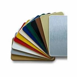 Aluminium Colored Sheet