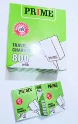 Black Travel Nokia N70 Mobile Phone Charger, for Mobile Charging