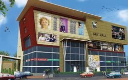 Shopping Complex Construction Services
