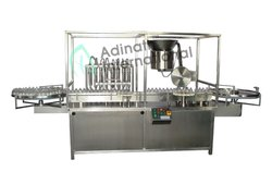 Two Head Vial Filling Machine
