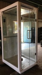 PASSANGER LIFT GLASS CABIN