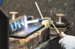 Inert Atmosphere Brazing Service