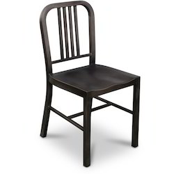 Metal Black Dining Chair