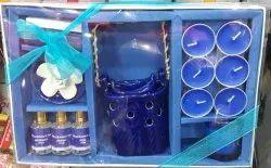 Smelling Aroma Oil Burner Set