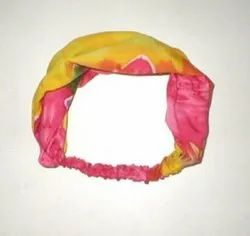 Polyester Hair Scrunchy with Elastic