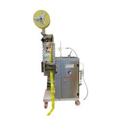 Massage Oil Pouch Packaging Machine