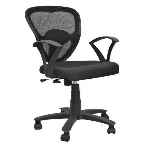 revolving office chairs net back office mesh back chairs manufacturer from pune. Black Bedroom Furniture Sets. Home Design Ideas