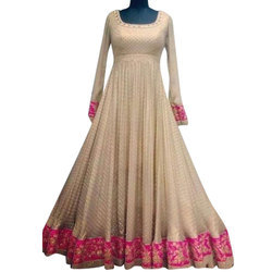 Bridal wear Anarkali Ladies Suit