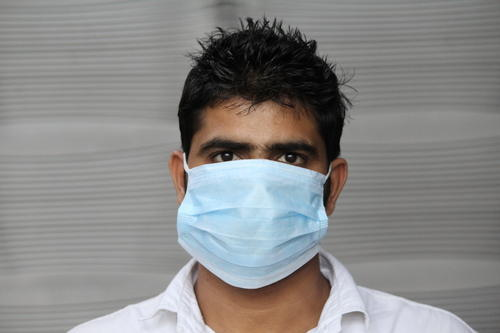 Disposable Nose Mask