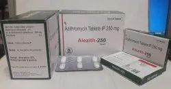 ALEZITH-250 Azithromycin 250mg Tablets