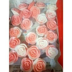 Rose Shape Candles