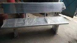 Stainless Steel 3 Seater Bench