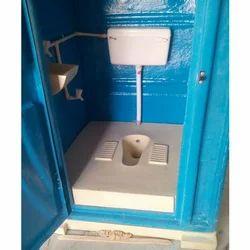 FRP Modular Portable Toilet