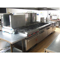 Commercial SS Kitchen Equipment