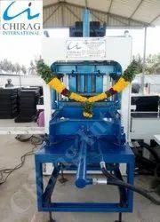 Chirag Semi Automatic Block Machine