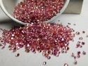 Pink CVD Lab Grown HPHT Diamonds