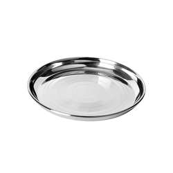 Stainless Steel Thali, For Home