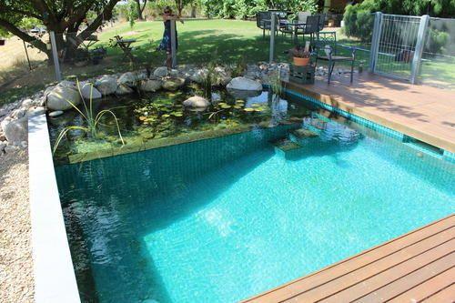 Natural Pools Projects, Swimming Pool Design Repair ...