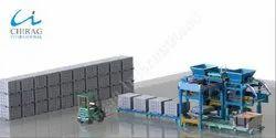 Chirag Worlds Best Integrated  Brick Making Machine