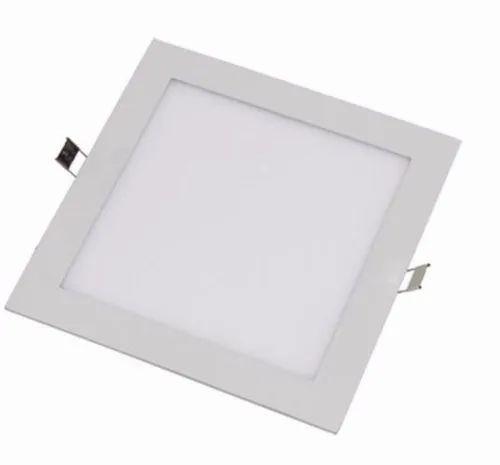 Ace 12 W 12W LED Square Panel Light, Model Number/Name: Slim Panel