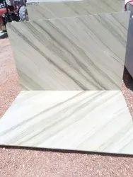 Slab Green Pencil Line Katni Marble, Flooring, Thickness: 15-20 mm