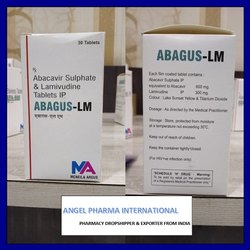 Abacavir Sulphate and Lamivudine Tablet