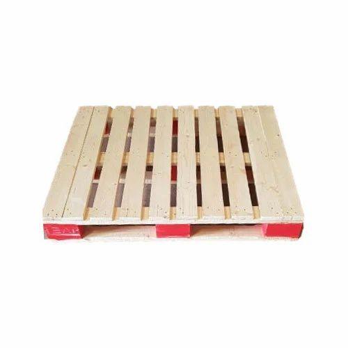 Wooden Block Pallet