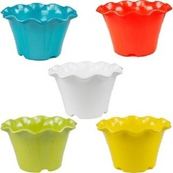 Plain Flower Pots