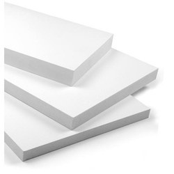 White Color PVC Board