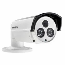 Bullet Camera Day & Night Vision Hikvision HD CCTV Camera, for Indoor Use