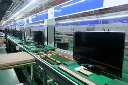 Assembly line Pallet Conveyors