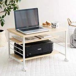 Rectangular Wooden Meleti Low Type Table