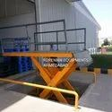 Floor Mounted Scissor Lift