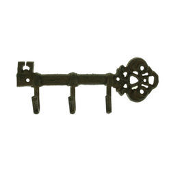Cast Iron Wall Hook Key Holder