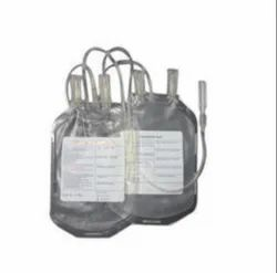 Double Blood Collection Bag