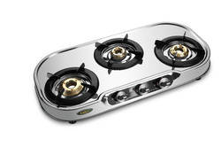 Three Burner Gas Stove  SU-3B-307
