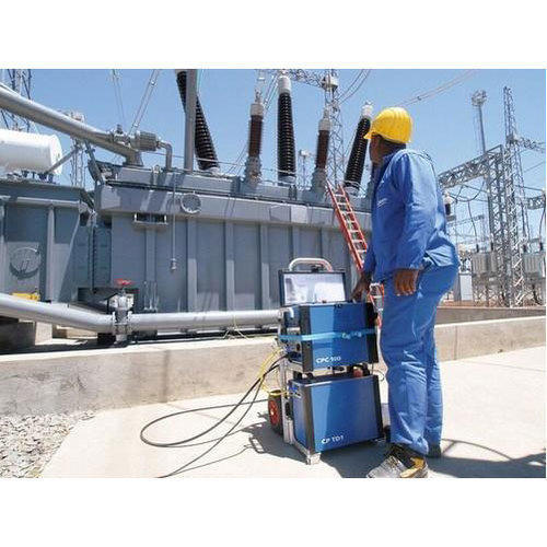 Substation Testing Service