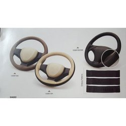 Round Car Steering Cover