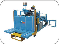 Semi- Auto Folder Gluer Machine