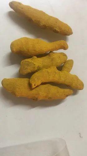 Organic Dry Turmeric Finger