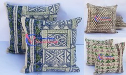 Rugs Cushion Cover
