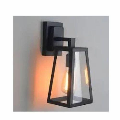 Led Outdoor Wall Lantern Light Rs 500 Piece Asha Lighting World Id 18944120348
