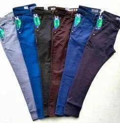 Multicolor Men Jeans