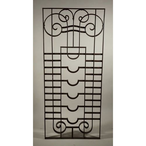 Iron Window Design Grill At Rs 100 /square Feet