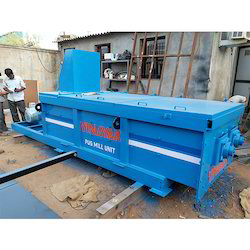 150 Ton Pug Mill Unit