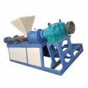 HDPE Plastic Granules Machine